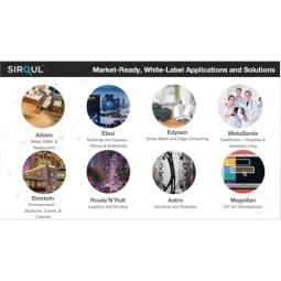 Sirqul IoT Platform vs mbed Studio vs STARflex™ RFID Reader